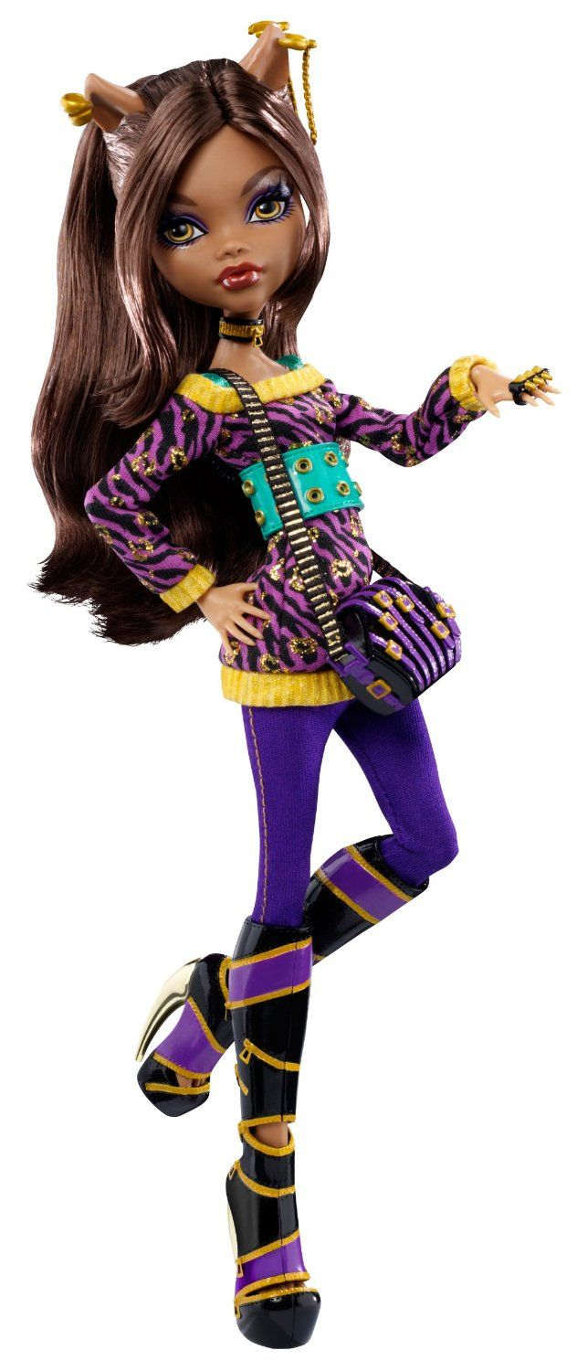 Monster high clawdeen wolf doll toys games - Photo de monster high clawdeen ...