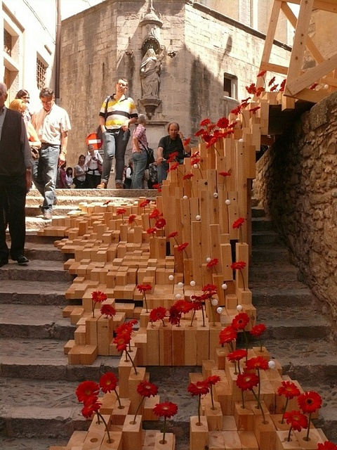 Girona temps de flors 2011 (88) by calafellvalo, via Flickr
