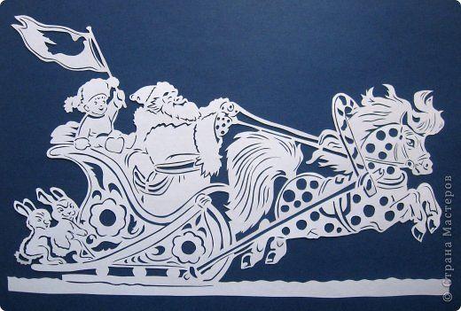 По советской поздравительной открытке. фото 6
