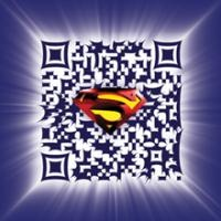 Designer QR code for the Superman Returns movie: Creative Qr, Superman Return, Superman Japan, Design Qr, Qrcode Design, Qrcode Superman, Super Heroes, Superman Qrcode, Codes Design