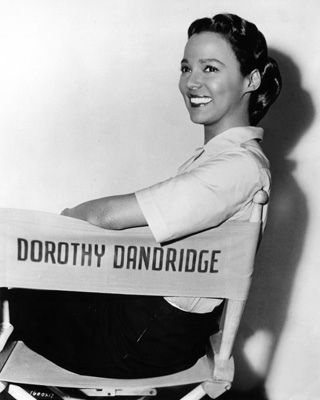 Dorothy Dandridge | Black Hollywood Series      Dorothy Dandridge was the first African American to be nominated for an Academy Award for Best Actress.