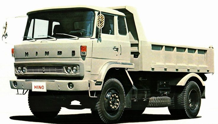 Hino KB Dump Truck