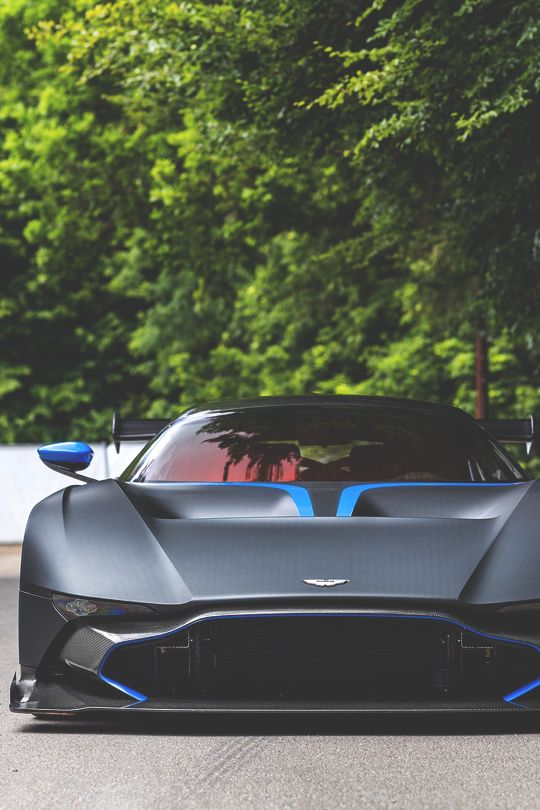 The Vulcan is designed by Aston Martin's creative officer Marek Reichman taking inspirations from Aston Martin current models Vantage and DB9. The Vulcan is to be a limited edition vehicle, only 24 cars will be made priced at $2.3 million. - Wikipedia