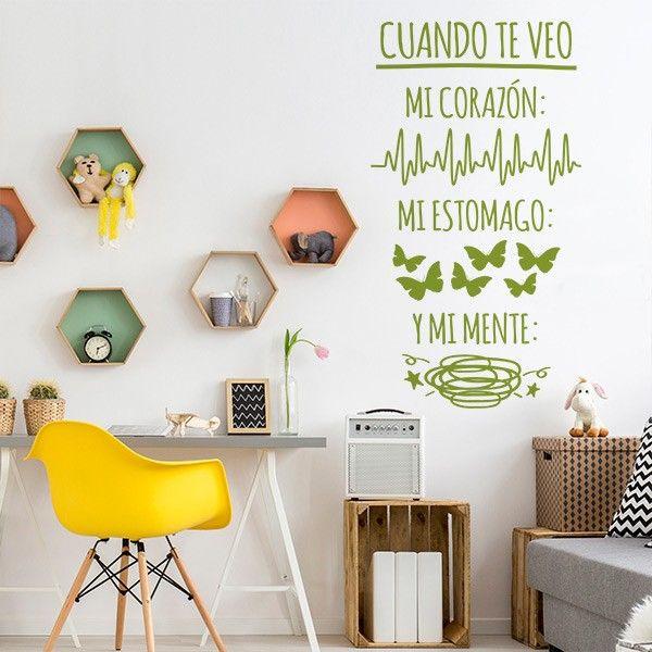 Vinilos Decorativos - en papelpintadoonline.com - venta online de papeles de pared pintados de las mejores marcas.