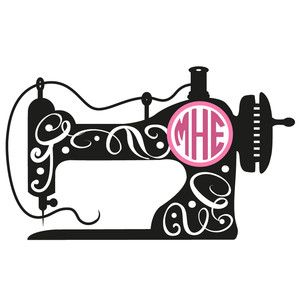 How To Monogram Letters Using A Sewing Machine