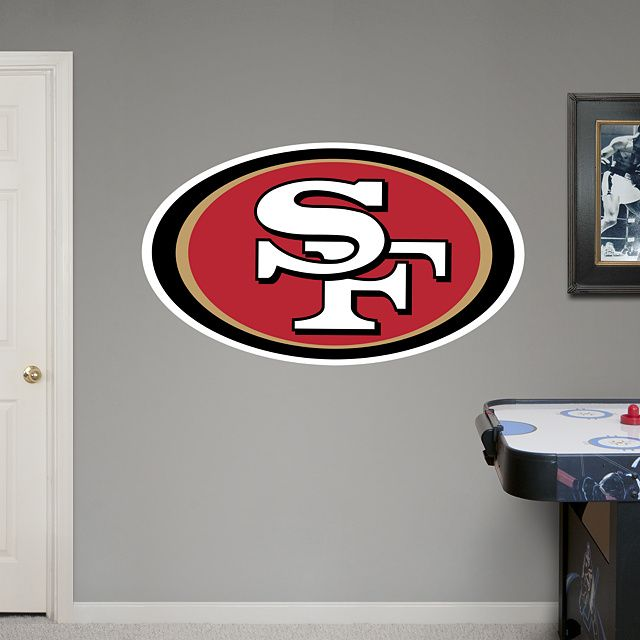 best 25 san francisco 49ers ideas on pinterest 49ers. Black Bedroom Furniture Sets. Home Design Ideas
