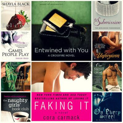New romance books out the first week of June 2013!
