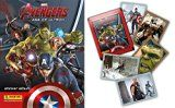 MARVEL AVENGERS - AGE OF ULTRON MOVIE PANINI - STICKER ALBUM BOOK & 1 PACKET OF STICKERS