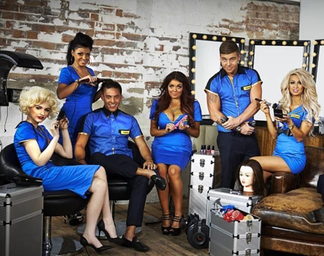 Beauty School Cop out. Pretty funny.. Similar to Jersey Shore but way better.