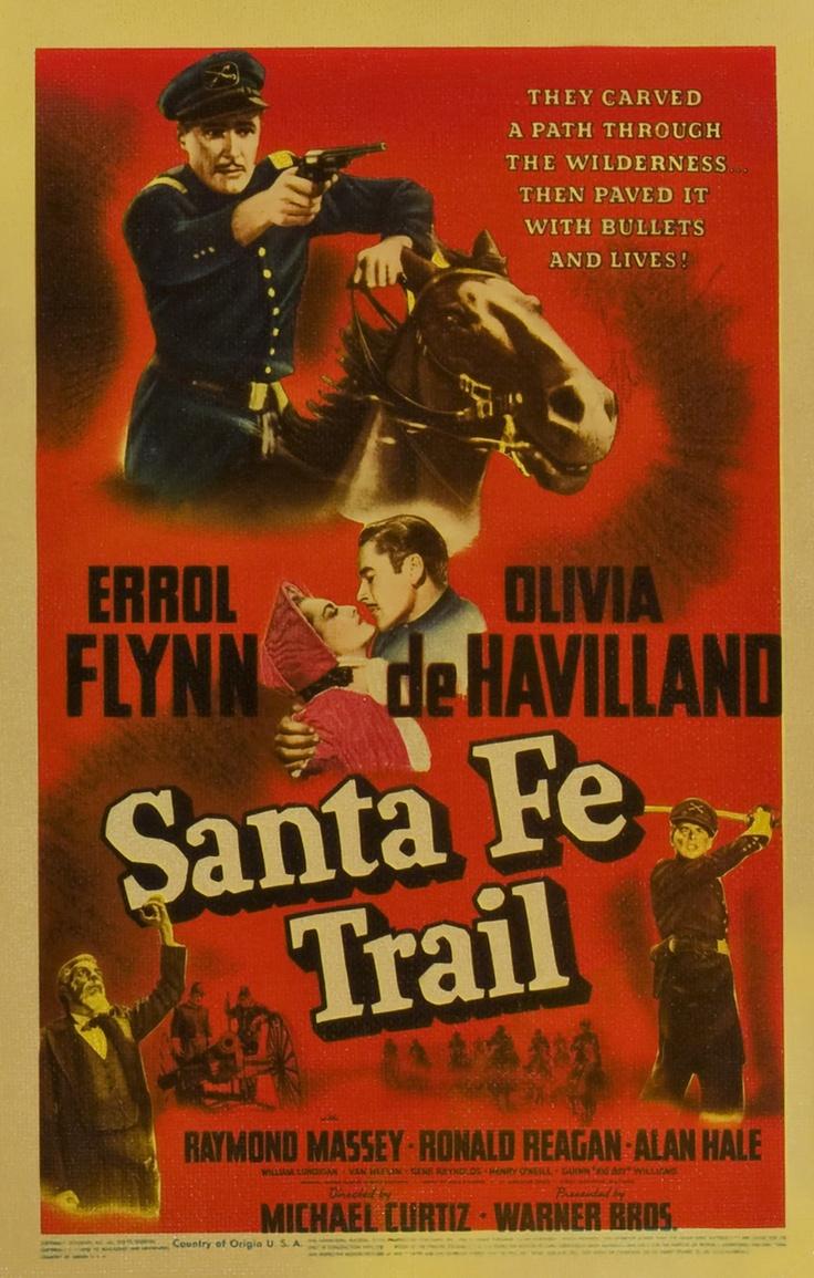 Santa Fe Trail {1940}