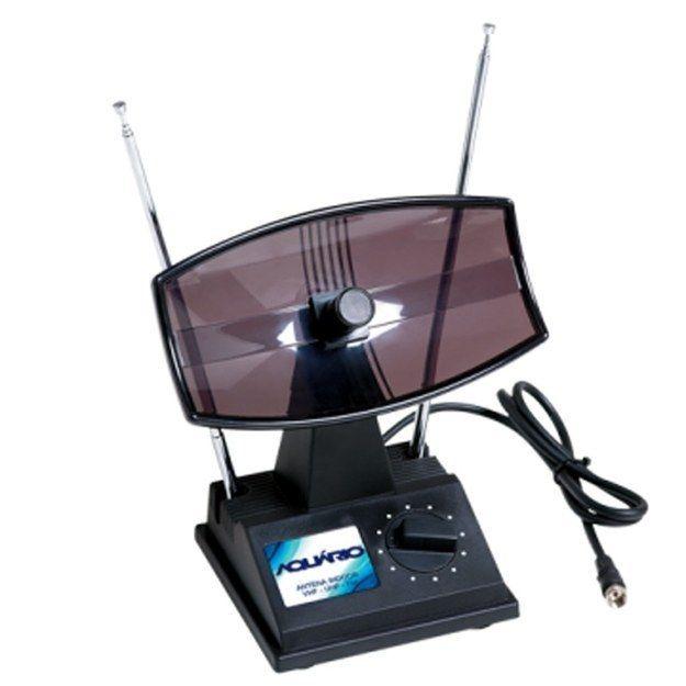 Sem uma famigerada antena UHF, não tinha como pegar MTV na sua casa. | 36 objetos que toda casa brasileira já teve