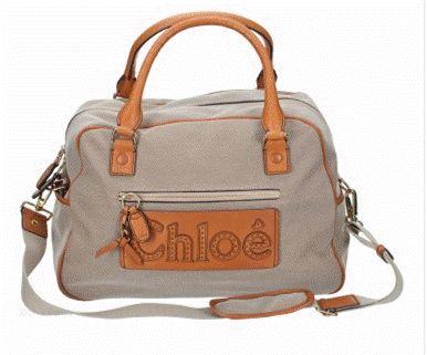 best baby bags designer nr31  Chloe changing bag