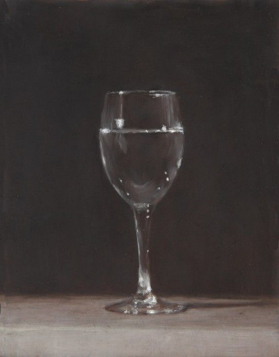 Still Life - Glass of water by Harry Holland | Still life ...