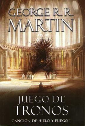 1. Juego De Tronos  Cancion De Hielo Y Fuego por Martin George R. R. - Cúspide.com $279