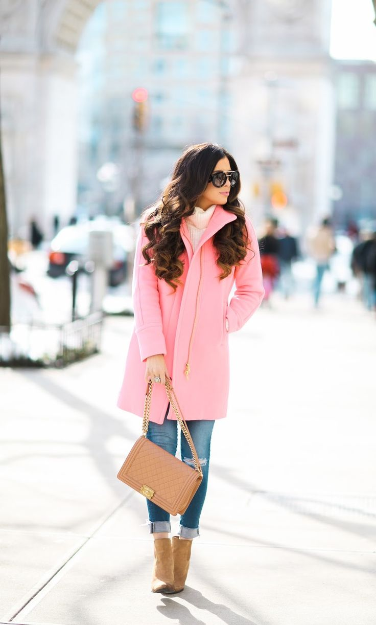 Hot Pink in NYC