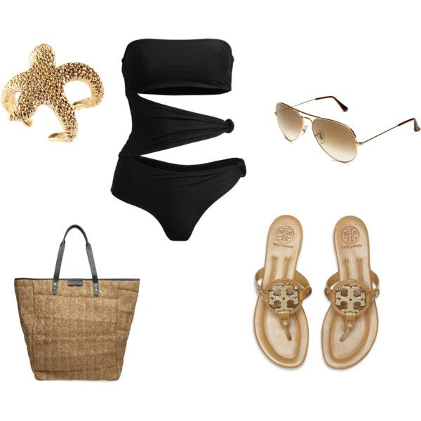 Palm Beach, created by morganford on Polyvore