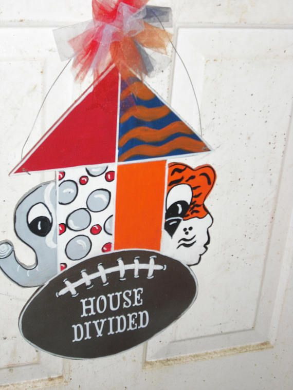 25 Best Ideas About House Divided Football On Pinterest