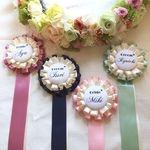 wedding♥ロゼット♡ウェディング