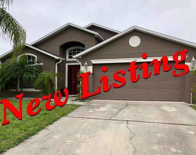 ‼️🏡Just Listed🏡‼️ Captivating home in Apopka, Florida...3 Bedroom, 2 Bathroom with a pool. Contact me for a private showing.  Alicia Minott® Elite Real Estate and Property Management, LLC (954) 729-6064 #RealEstate #Realtor #Apopka #ApopkaFL #ApopkaFlorida #LicensedAgent #Closings #ClearToClose #Closer #Showings #FloridaRealtor #FLRealtor #FloridaAgent #FLAgent #RealtorLife #Buy #Sell #Orlando #Investment #Property #Homes #Condos #Listings #Inventory #FloridaLiving #CentralFlorida…