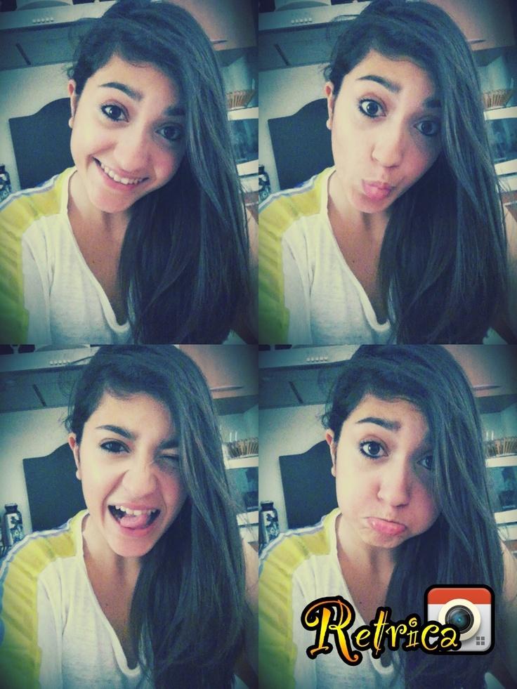 I love RETRICA!<3