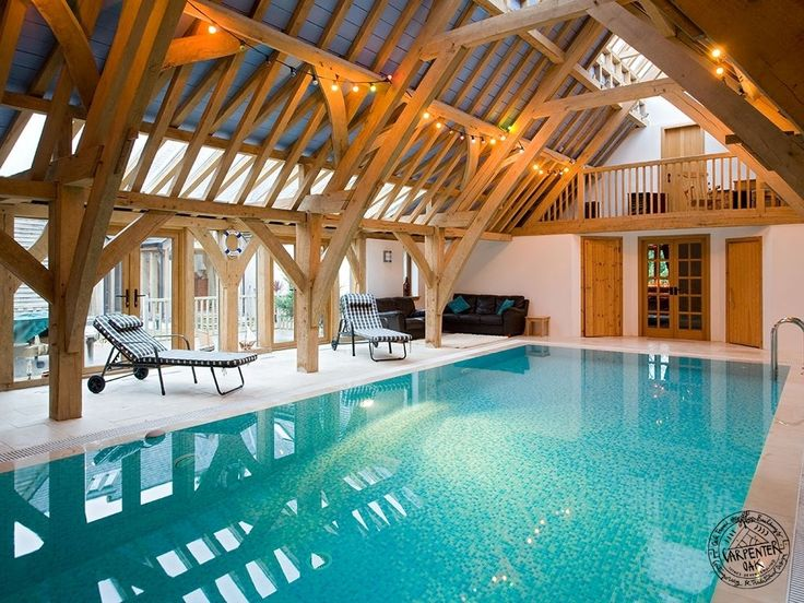 OAK INDOOR SWIMMING POOL IDEAS   Google Search