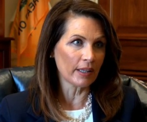 Rep. Michele Bachmann Opposes Immigration Reform Because Non-White Immigrants Will Vote Democrat http://www.opposingviews.com/i/politics/immigration/rep-michele-bachmann-warns-immigration-reform-will-destroy-gop-video
