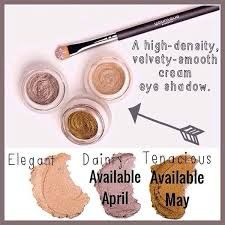 #Favorite product #alert!! These cream eye shadows are #winning. They are a whipped, silky soft, all day lasting and crease free option for whichever look your going for. We also have two #new colours!