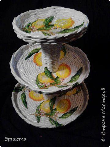 мои плетенки и цветочные композиции фото 3