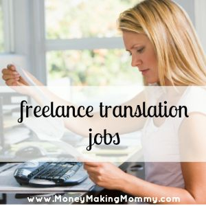 Freelance Translation Jobs - work at home ideas for translators. #workathome