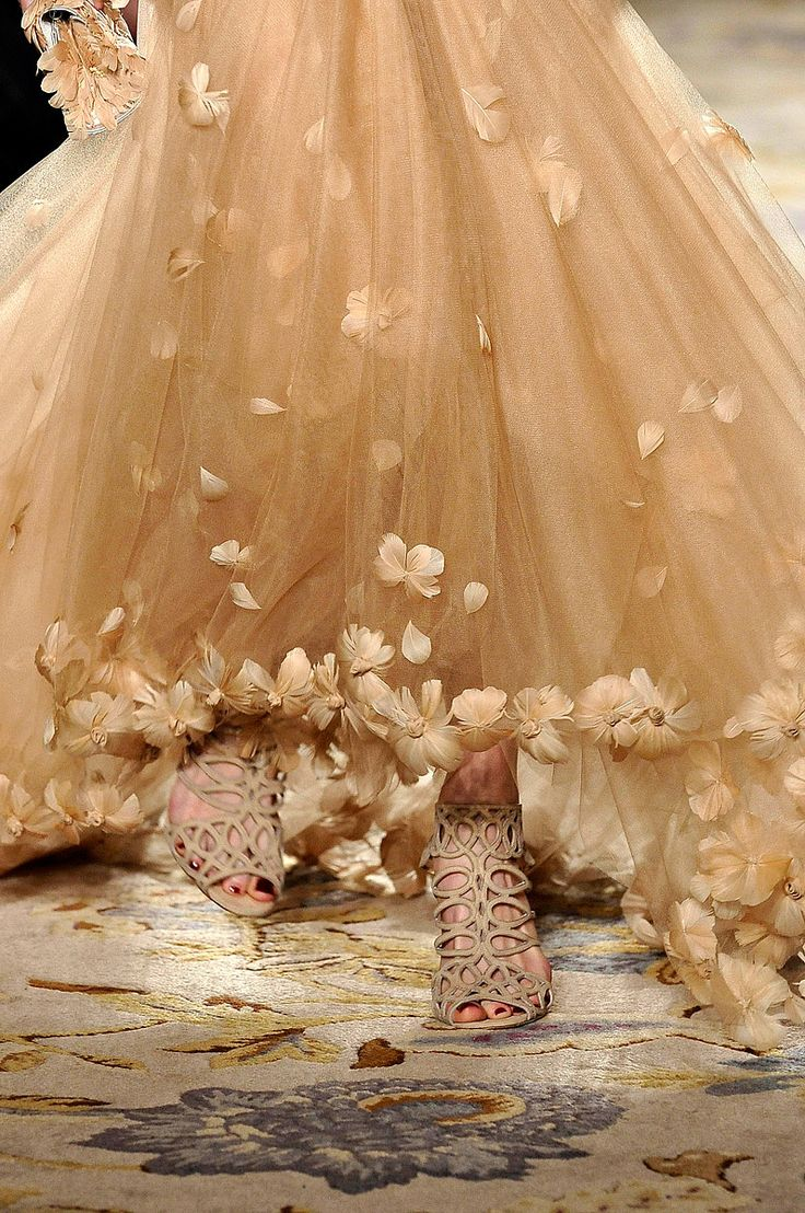 petals and feathers…