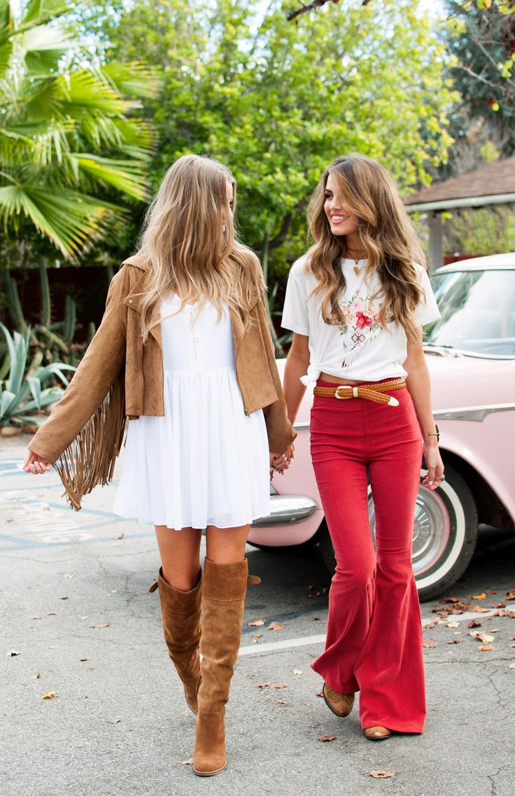 gorgeous hippie day outfit ideas wedding