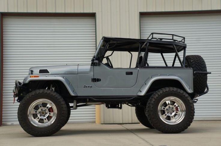 Hnnnnnnnnnnnngg!!!! 1982 Jeep CJ Overbuilt Customs CJ7 Extreme, US $26,900.00