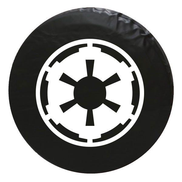 Star Wars Imperial Vinyl Spare Tire Cover