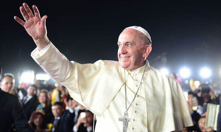 Pope Francis Was the Jesse Pinkman to a Marxist Chemist's Walter White | HistoryBuff | The Future of History