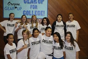 College Gear Day at North Marion School District