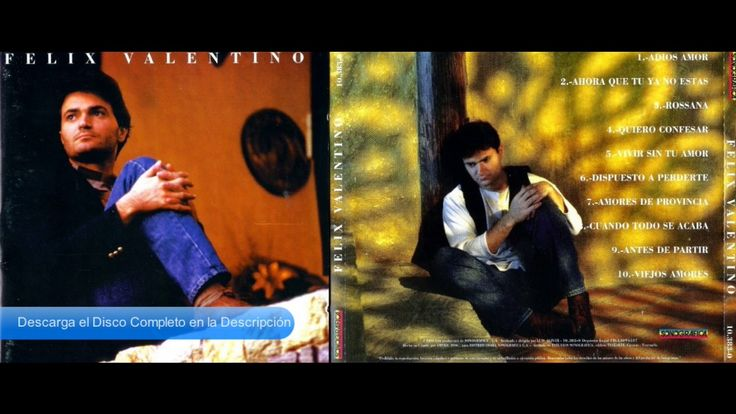 Adios Amor - Felix Valentino