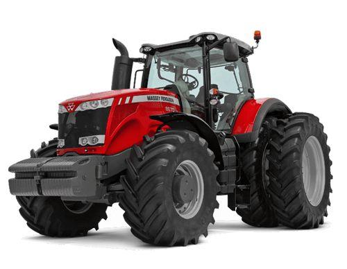 Tractores Massey Ferguson - Vía Rural