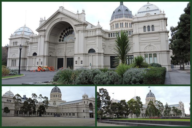 Melbourne Exhibition Building...2015