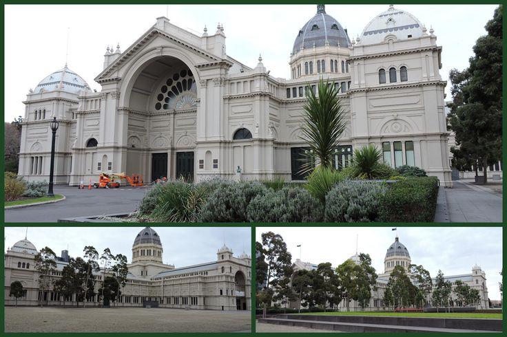Melbourne Exhibition Building...2015