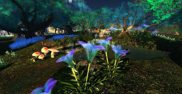 Fantasy Faire 2011 - Forest of Light_024