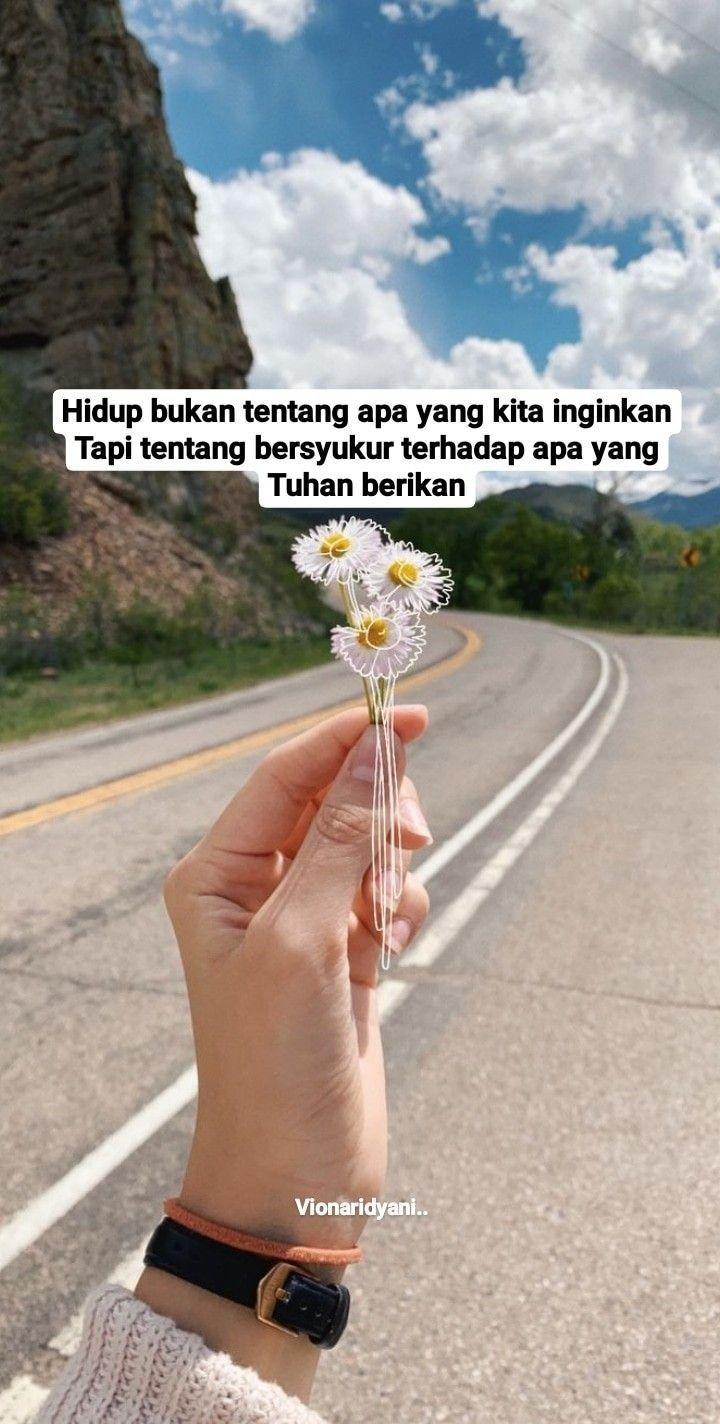 Quotes Hidup Tuhan Bersyukur