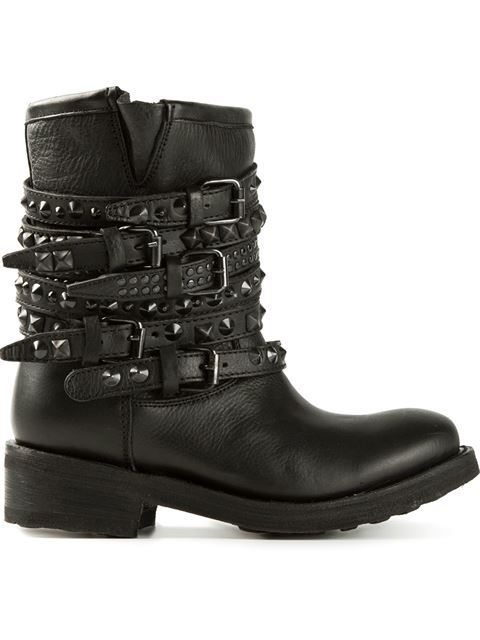 Love lOve love Love!!   Ash 'Destroyer' boots in D'Aniello