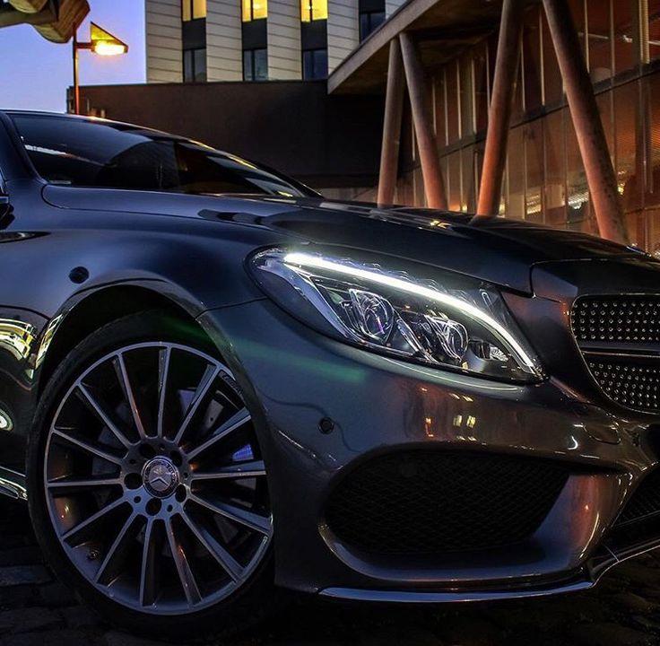 Mercedes-Benz C-class Coupe 2016.