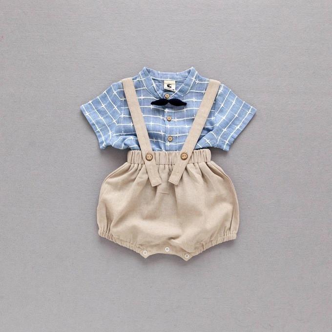 Little Gentlemen's 2Pc Suspender Set