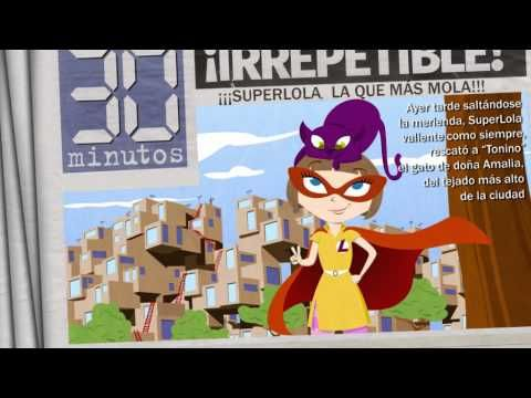 SuperLola - YouTube