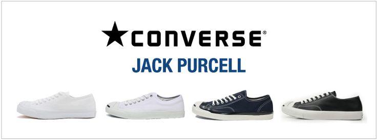 JACK PURCELL ジャックパーセル | converse コンバース