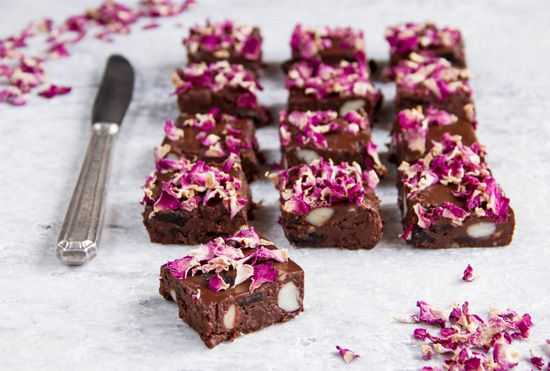 Rosey Rocky Road | Ascension Kitchen