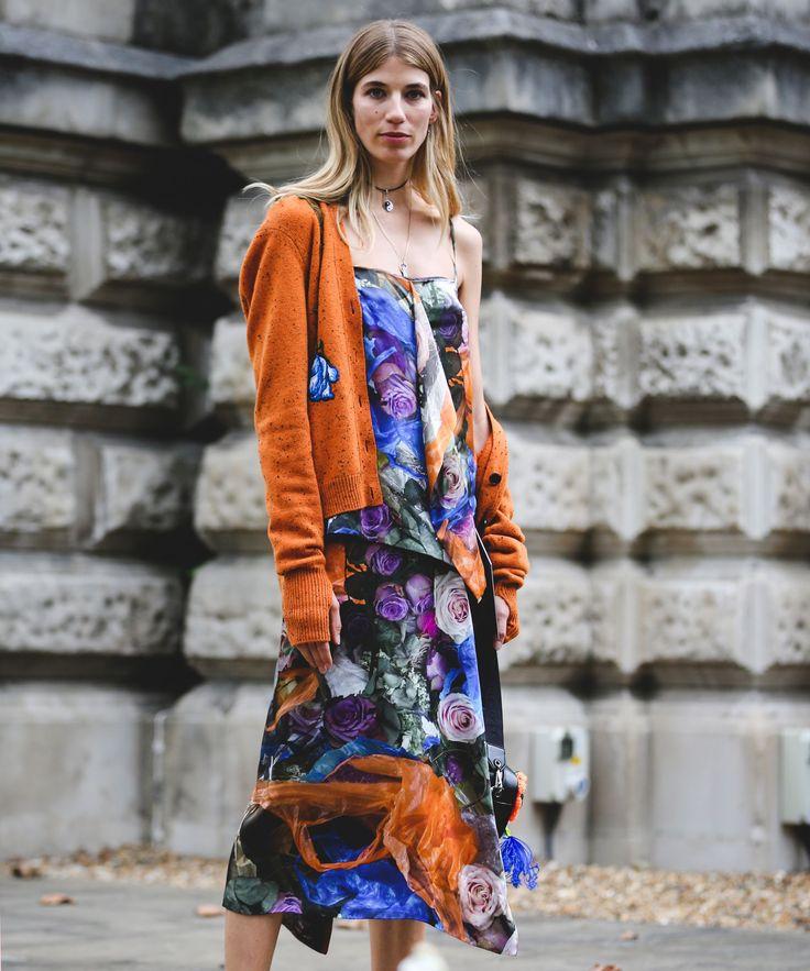 40 Street Style Looks That Slayed London Fashion Week