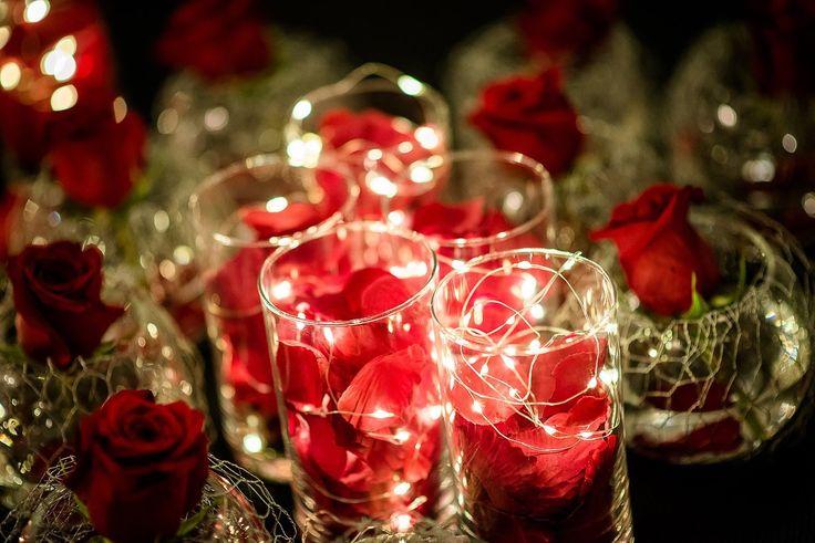 Rose rosse per un matrimonio pieno di amore ♥
