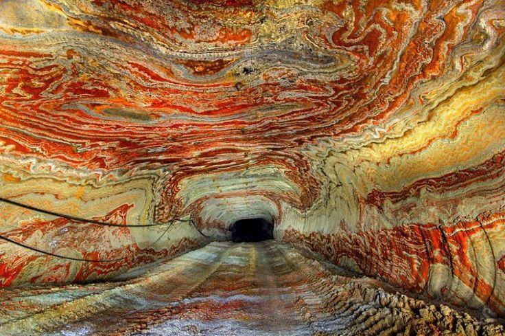 Salt mine - Russia
